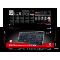 Беспроводная клавиатура Genius SlimStar T8020 (31320010103)
