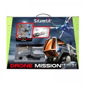 Машина с дроном Silverlit радиоуправляемая 84772
