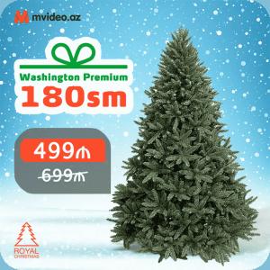 Елка Royal Christmas WASHINGTON Premium - HOLLAND (1.8 metr)