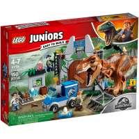 КОНСТРУКТОР LEGO Juniors Побег Ти-Рекса (10758)