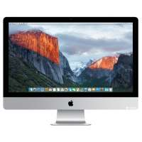 Моноблок Apple iMAC: 27-inch iMac with Retina 5K display: 3.4GHz quad-core Intel Core i5 (MNE92RU/A)