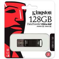 Флеш память USB Kingston 128GB USB 3.1/3.0 DT Elite G2 (DTEG2/128GB)