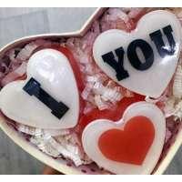 Мыло I Love You ручной работы (GB-00006374)