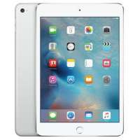 Planşet Apple iPad Mini 4: Wi-Fi + Cellular 128GB - Silver (MK772RK/A)