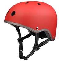 Dəbilqə micro helmet red matt M (AC4497)
