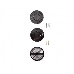 Вытяжка ELEYUS BONA H ІІ 60  BL (Black)