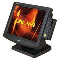 "POS-Терминал Posiflex KS-7212-B Slim base,Resistance touch panel, USB controller, 12"" (KS-7212-B)"