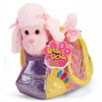 мягкая игрушка Globo Bag Dog Сумка с собакой 37203