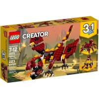 КОНСТРУКТОР LEGO Creator Мифические существа (31073)