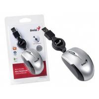 Проводная мышь Genius MICRO TRAVELER,USB, Silver (31010100102)