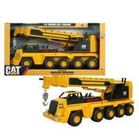 Oyuncaq Massive Machine Remote 10-Wheel Crane RC(36663)