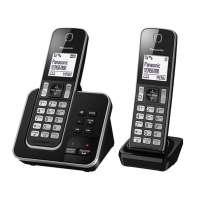 Телефон PANASONIC KX-TGD322