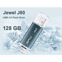 USB флешка Silicon Power UFD 3.0, Marvel M01, 64GB, Blue (SP064GBUF3M01V1B)