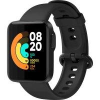Смарт-часы Xiaomi Mi Watch Lite (RU) Black (REDMIWT02) (BHR4704RU)