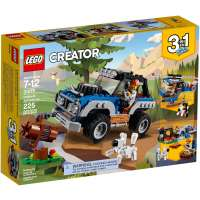 КОНСТРУКТОР LEGO Creator Приключения в глуши (31075)