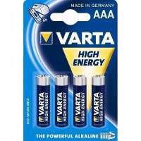 Batareyalar VARTA HIGH ENERGY 4903 AAA (4)
