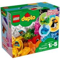 КОНСТРУКТОР LEGO DUPLO My First Весёлые кубики (10865)