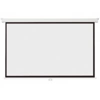 Proyektor pərdələr Draper/Euroscreen Connect Floor Model, White Case 125x180 cm (CFW125)