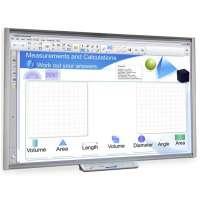 kupit-Интерактивная доска SmartBoard M685V  87