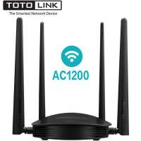 Router TotoLink Dual Band AC1200 (A800R)