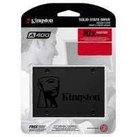 Внутренний SSD Kingston 240 GB A400 SATA3 2.5 SSD (7mm height) (SA400S37/240G-N)