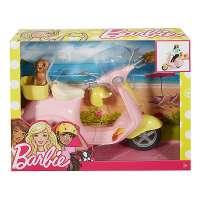 kupit-Игра MATTEL Мопед Barbie (DVX56)-v-baku-v-azerbaycane