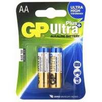 Батарейки GP battery Ultra Plus Alkaline AA(2) 15AUP-2UE2
