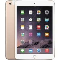 Planşet Apple iPad Mini 4: Wi-Fi + Cellular 128GB - Gold (MK782RK/A)