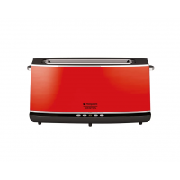 Тостер Hotpoint-Ariston TT 22E AX0 (Red)