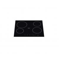 Elektrik bişirmə paneli Hotpoint-Ariston KRC 640 B (Black)