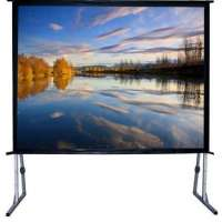 Проекционный экран Front & Rear Projection Fast Folding Screen 400x300cm (AFFS200D) with Flight Case (AFFS200D)