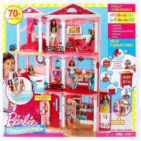 kupit-Игра MATTEL Barbie Dreamhouse (FFY84)-v-baku-v-azerbaycane