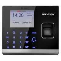 Терминал доступа Hikvision с Fingerprint, кардридером EM карты (DS-K1T201EF)