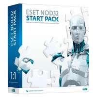 Антивирус Eset NOD32 Start Pack 1+1 (NOD32-ASP-NS BOX-1-1)