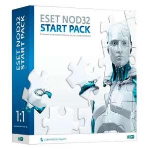 Антивирус Eset NOD32 Start Pack 1+1 (NOD32-ASP-NS BOX-1-1)