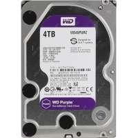 Внутренний HDD WD purple  3.5'' 4TB SATA 2 (WD40PURZ)