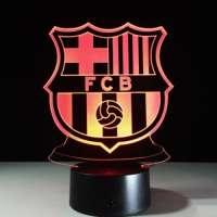 3D Lampalar Futbol Klubları