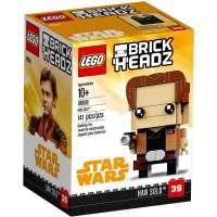 КОНСТРУКТОР LEGO BrickHeadz Хан Соло (41608)