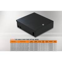 Mirsan 12 Port SCD, Wall Type Single Door Fiber Optical Box (MR.FOWM12SCD.01)