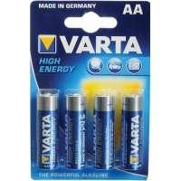 Batareyalar Varta High Energy AA LR6