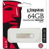 Флеш память USB Kingston 64 GB 3.0 DataTraveler SE9 G2 (DTSE9G2/64GB)