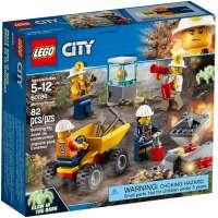 KONSTRUKTOR LEGO City Mining (60184)