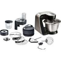 Кухонный комбайн Bosch MUM57B22 (Silver)