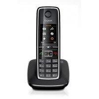 Домашний телефон Gigaset C530 (Black)