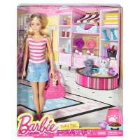 Игра MATTEL Barbie® Doll and Pets (DJR56)
