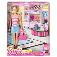 kupit-Игра MATTEL Barbie® Doll and Pets(DJR56)-v-baku-v-azerbaycane