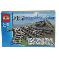 KONSTRUKTOR LEGO City Switch Tracks (7895)