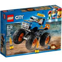 КОНСТРУКТОР LEGO City Great Vehicles Монстр-трак (60180)