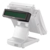 POS-Поул дисплей Posiflex PD-300R-B LCD нависной дисплей покупателя, длина 300 мм (PD-300R-B)