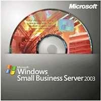 Microsoft Windows Server Windows SBS Std 2003 R2 EN 1pk DSP OEI CD 1-2CPU 5 Clt (T72-02193)
